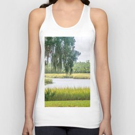 By the Bayou Unisex Tank Top