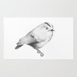 Goldcrest (Regulus regulus) - grey Rug