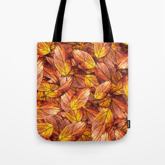 Autumn Leaves 03 Tote Bag