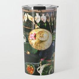Bangkok Street Food Travel Mug
