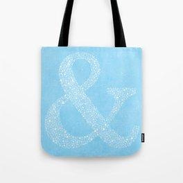 Ampersand of Ampersands Tote Bag