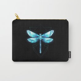 Ice Dragonfly Carry-All Pouch