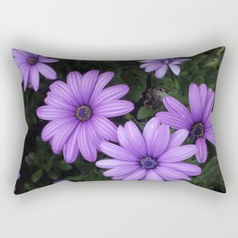 African daisy madness Rectangular Pillow