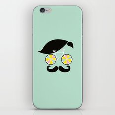 see the world iPhone & iPod Skin