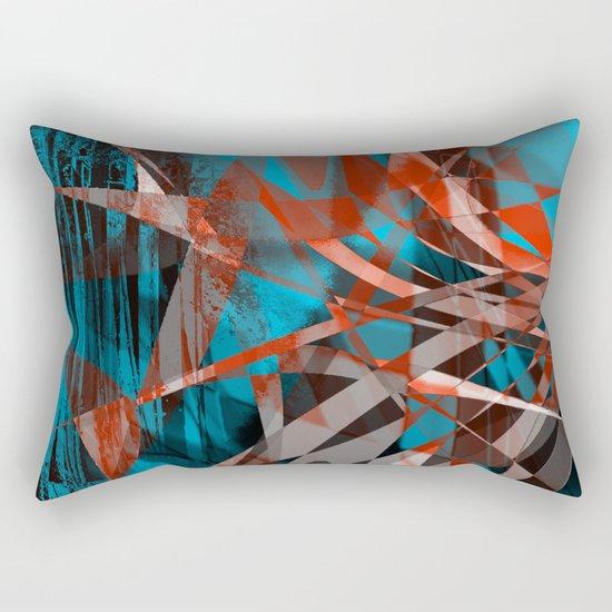 floating menance Rectangular Pillow