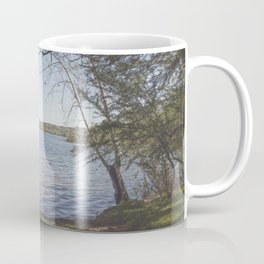 Inks Lake View Coffee Mug