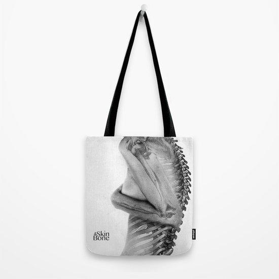 Skin & Bone Tote Bag