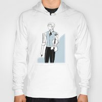 violin Hoodies featuring Violin by Cassandra Jean