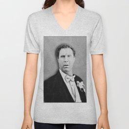 Will Ferrell Fan Gifts Old School Unisex V-Neck