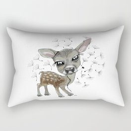 Bambi Rectangular Pillow