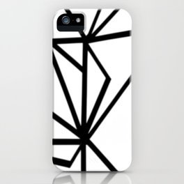 out focus iPhone Case