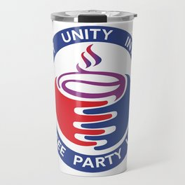 Coffee Party USA Travel Mug