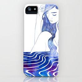 Nereid XVI iPhone Case