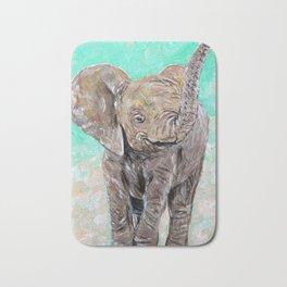 Baby Elephant Bath Mat