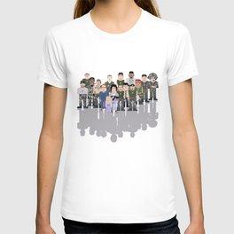 USS Sulaco Crew  T-shirt