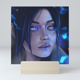 Wraith from Apex legends Mini Art Print