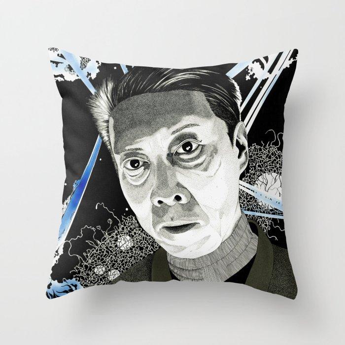 François Chau Throw Pillow