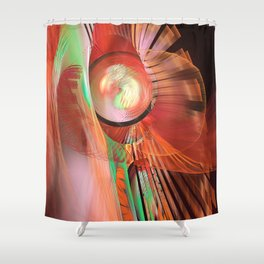 Loupe 150515-017 Shower Curtain