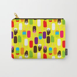 Ice Pop Summer Day Carry-All Pouch