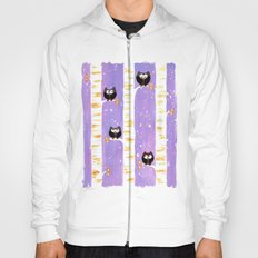 Four Owls Hoody