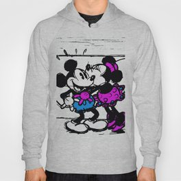 Mickey and Minnie Hoody
