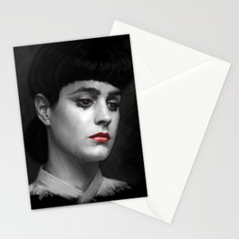 Rachel Blade Runner, I am the business Stationery Cards