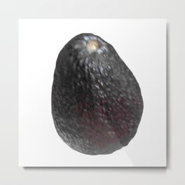 Avocado  Solo Metal Print