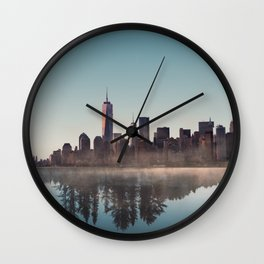 Extinction Wall Clock