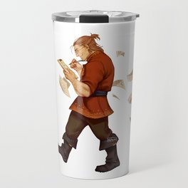 DA crew Varric Travel Mug