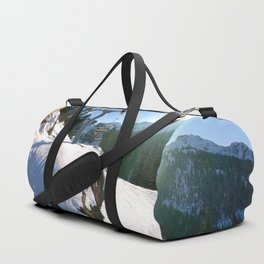 Mountains transport Duffle Bag