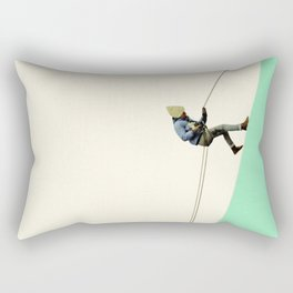 Descent Rectangular Pillow