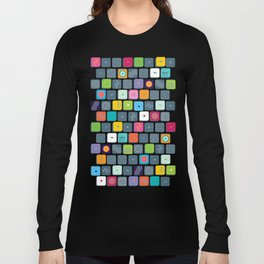 Tec Tile Long Sleeve T-shirt