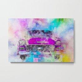 drive my car... Metal Print