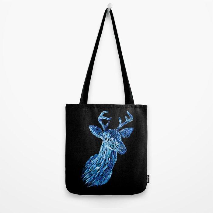 Аmazing deer head Tote Bag