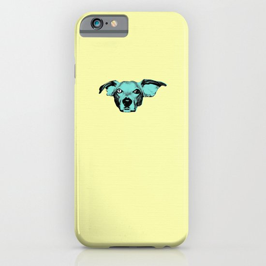 THE BUDDIE, BLUE iPhone & iPod Case