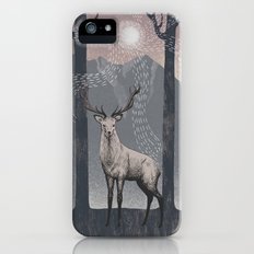 white deer Slim Case iPhone SE