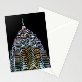 Petronas Tower Stationery Cards