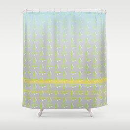 STRAIGHT Y195 Shower Curtain