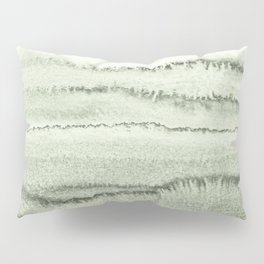 WITHIN THE TIDES - SAGE GREEN by MS  Pillow Sham