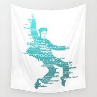 elvis Wall Tapestries featuring Elvis by Jordan Price