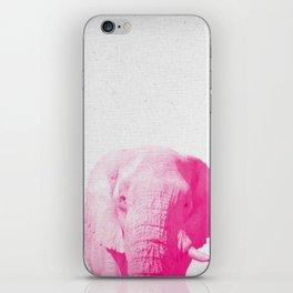 Elephant 02 iPhone Skin