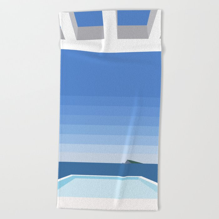 BB - Pool Beach Towel