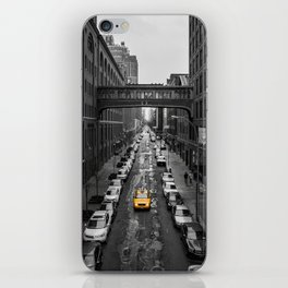 Iconic New York Cab iPhone Skin