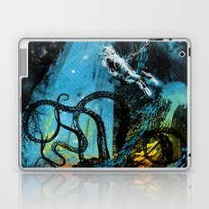 diving danger Laptop & iPad Skin