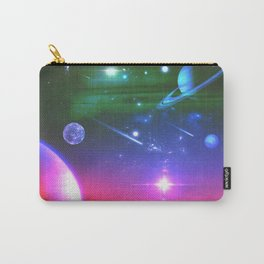 Cosmic Network Carry-All Pouch