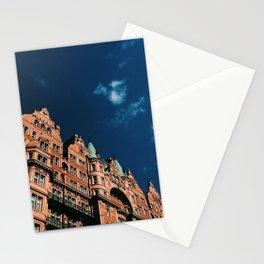 Appreciation for sunny days Stationery Cards