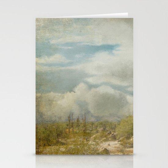 Desert Sky  Stationery Cards
