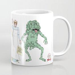 Characters - 'Nursery Cryme' - 'A Trick of the Tail' Coffee Mug
