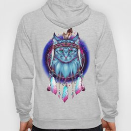 Dreamcatcher Cat Hoody