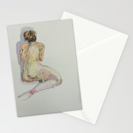 NudeModel#1 Stationery Cards